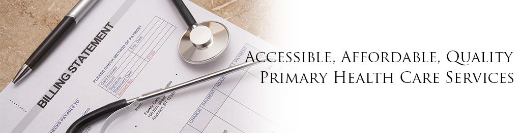Rapides Primary Health Care Billing