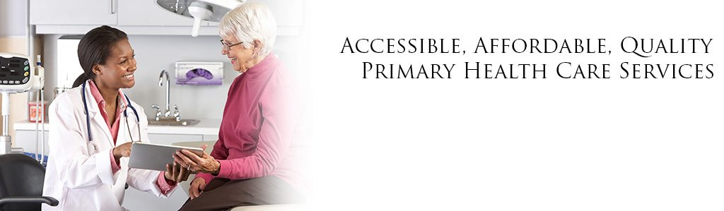 Accessible, Affordable, Quality Primary Health Services