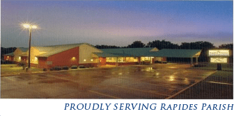 Proudly Serving Rapides Parish